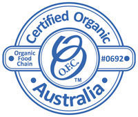 OFC Certified Organic Logo